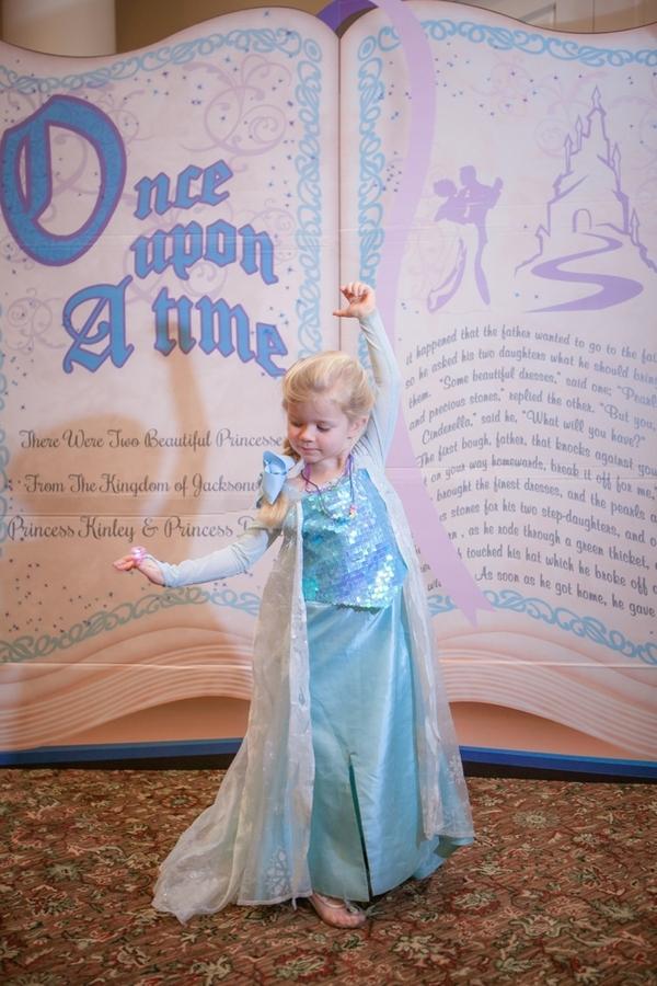Disney princess birthday party 37