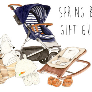 Spring Baby Gift Guide