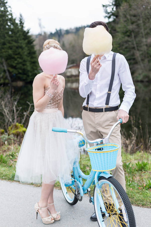 Cotton Candy Pastel Themed Spring Wedding 10 - Sweet Beginnings
