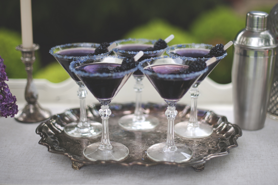 Blackberry Basil Martinis-9254