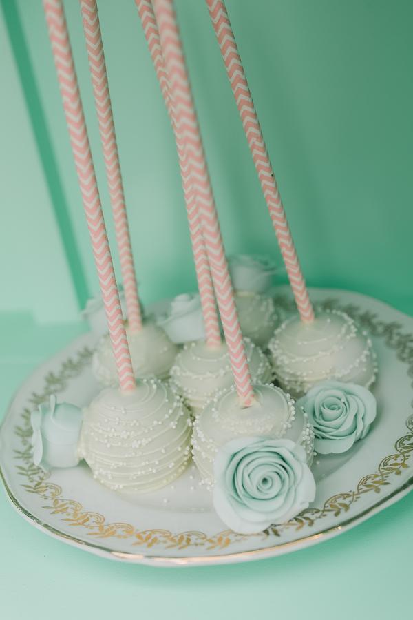 Retro vintage pastel bridal shower wedding tea party 12 - Retro Pastel Dreams
