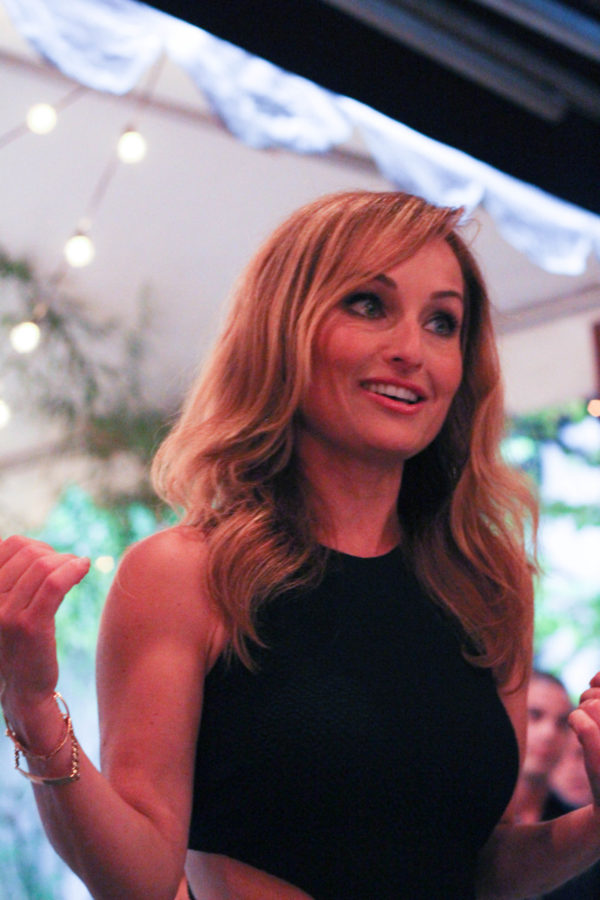 Dinner with Giada De Laurentiis and Francelico 17