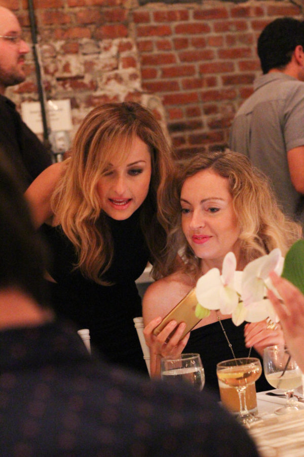 Dinner with Giada De Laurentiis and Francelico 18