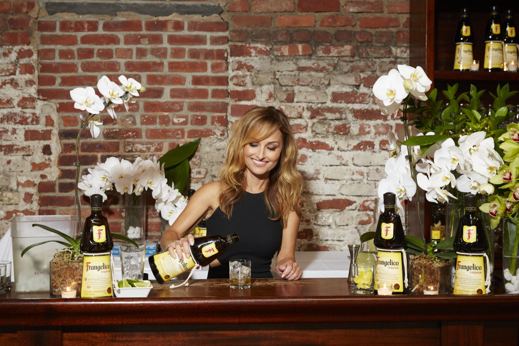 Dinner with Giada & Frangelico