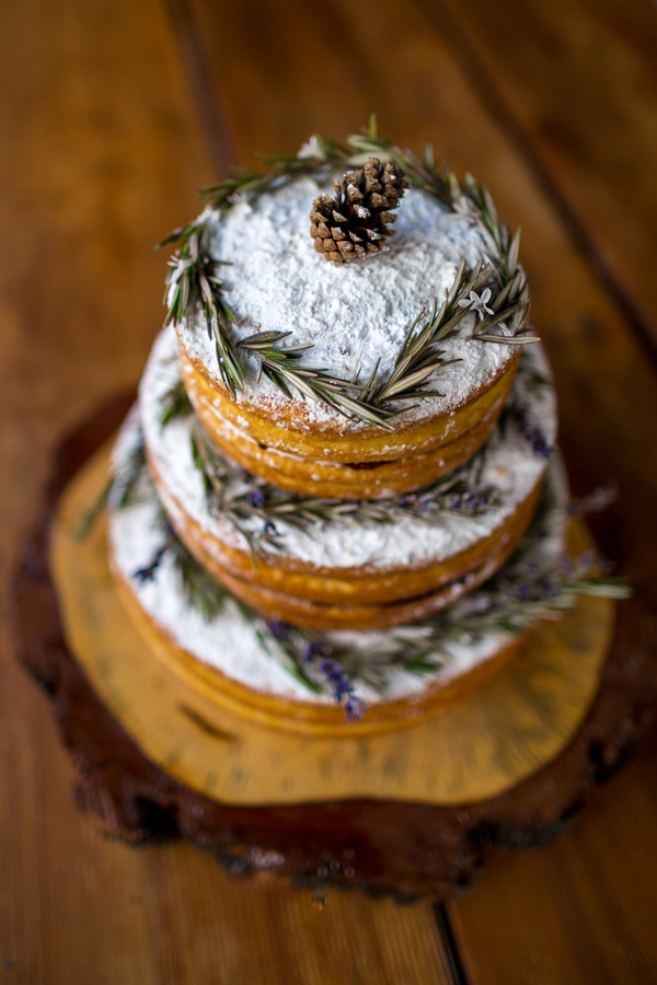 Rosemary Lavender Cake Recipe 1