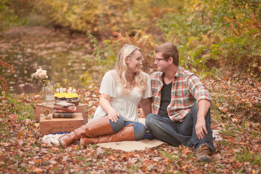 Autumn Engagement Portraits 3