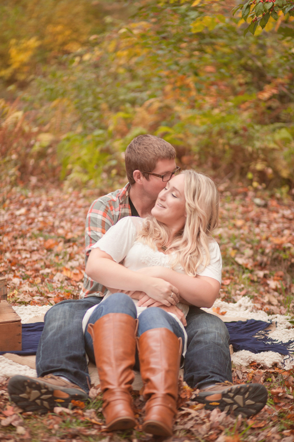 Autumn Engagement Portraits 4