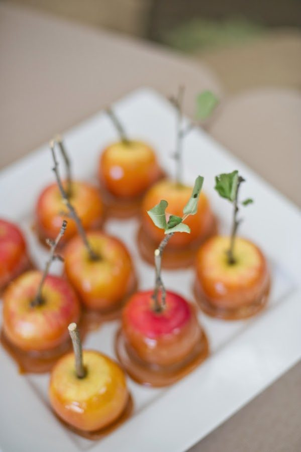 Pumpkin Pie Caramel Apples