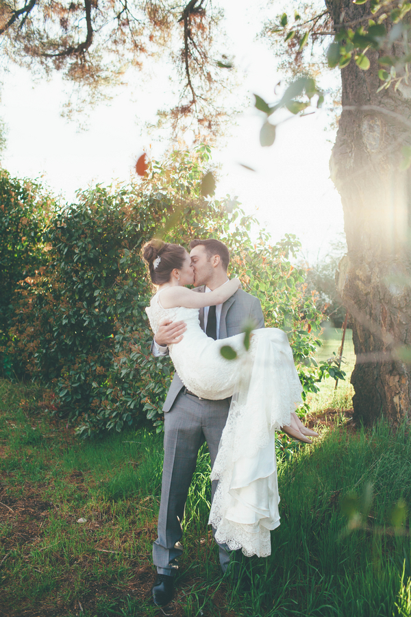 Romantic Modern California Wedding 15