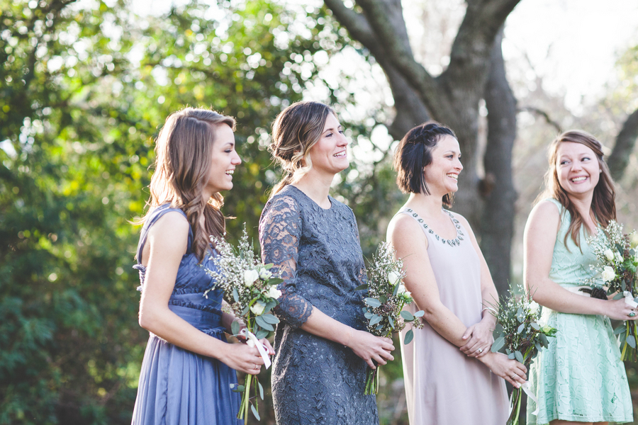 Romantic Modern California Wedding 9