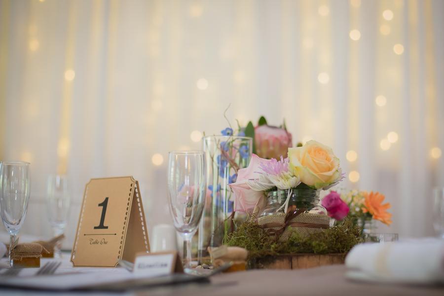 Shabby Chic Wedding 7