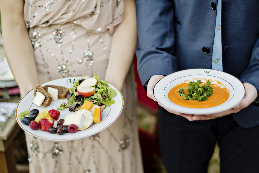 Rustic bohemian winter wedding 31 - Carrot Curry Ginger Soup