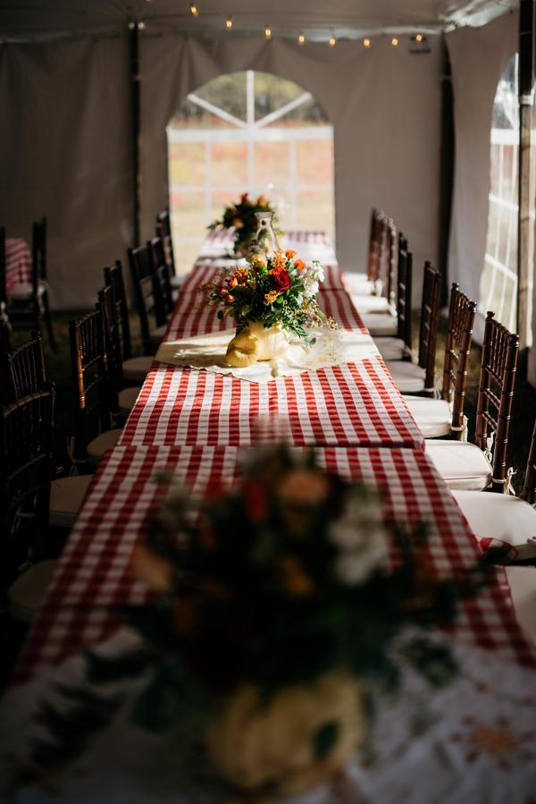 Rustic modern wedding 12