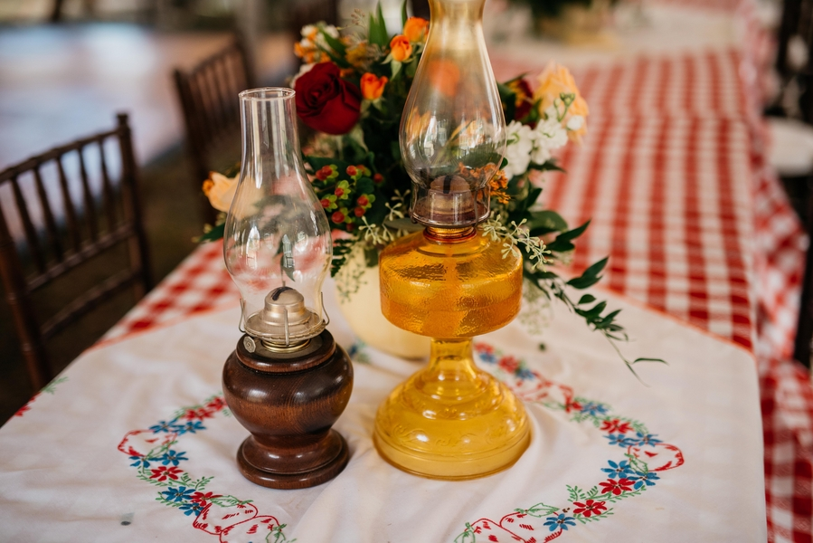 Rustic modern wedding 13