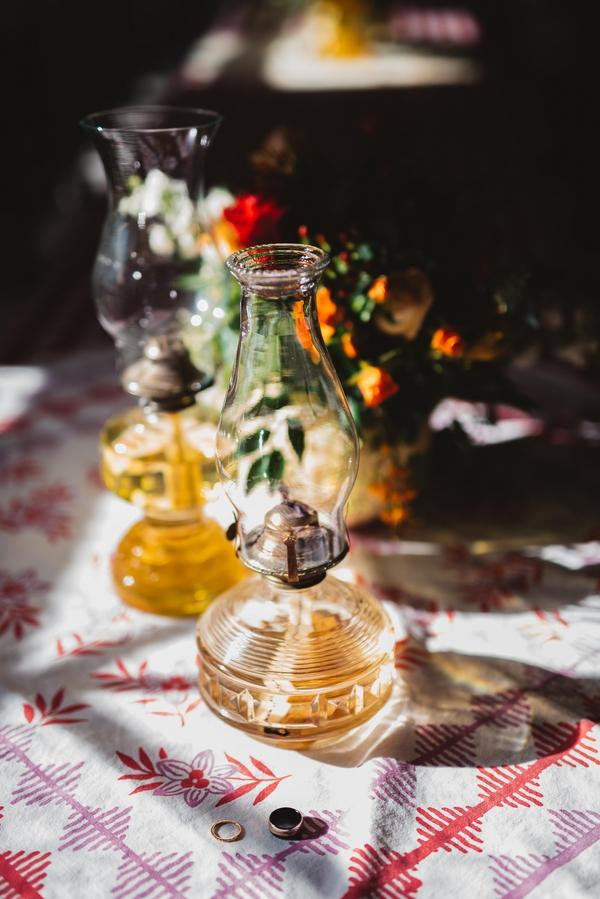 Rustic modern wedding 15