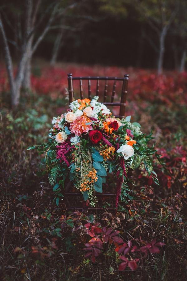 Rustic modern wedding 18