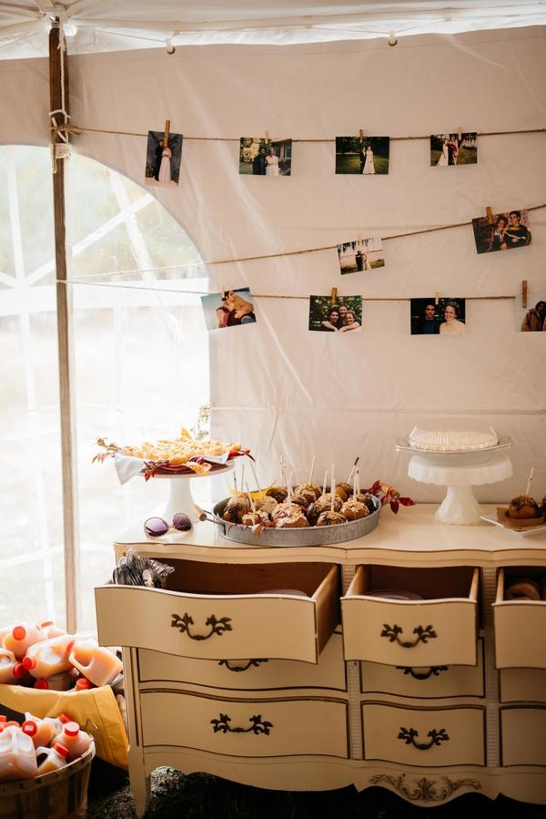 Rustic modern wedding 8