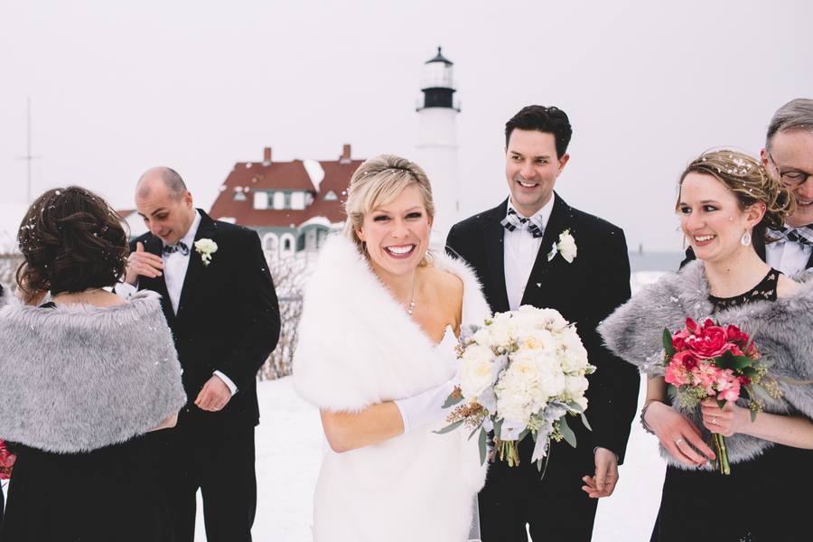 Winter wonderland wedding 4