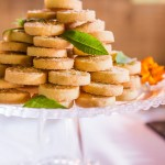 Butterscotch Basil Shortbread Cookies Recipe