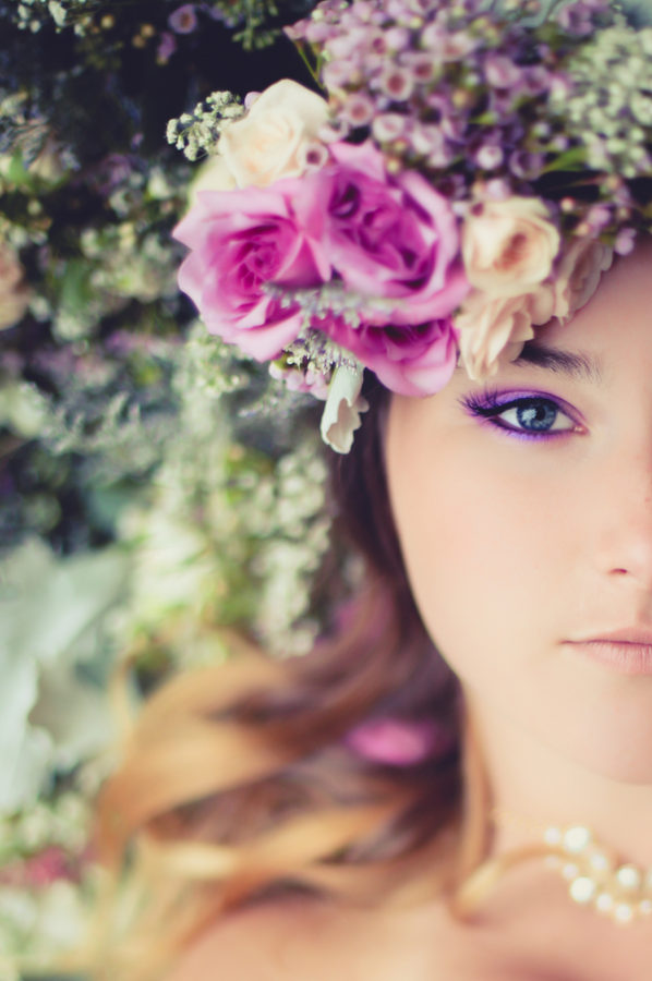 Ethereal Sweet 16 Portraits 8