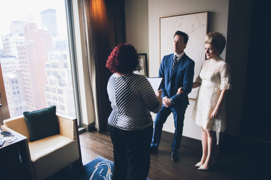 Manhattan Elopement 1