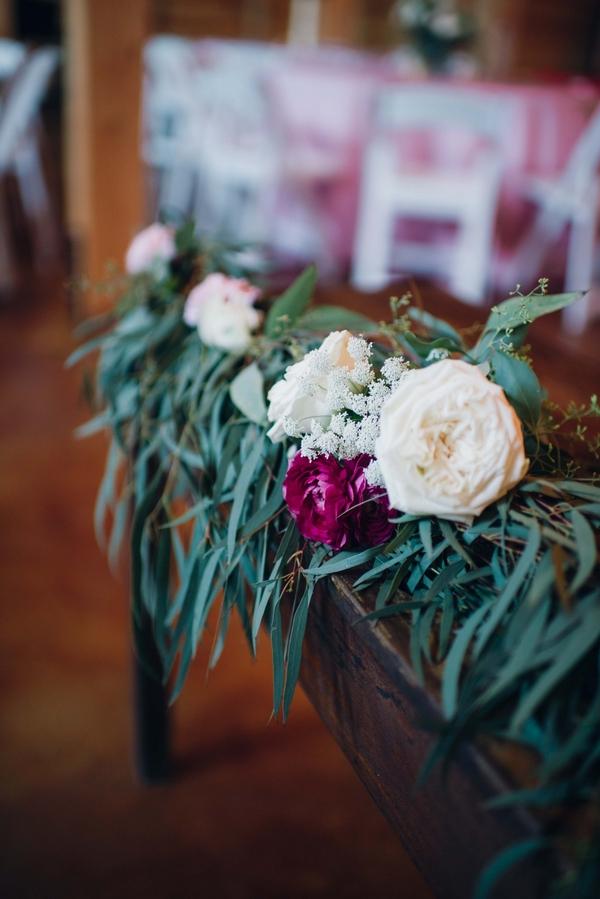 Rustic meets shabby chic wedding 4