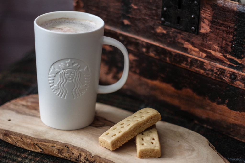 The Starbucks Cozy Collection
