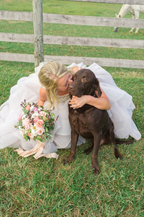 Farmhouse Spring Wedding 12