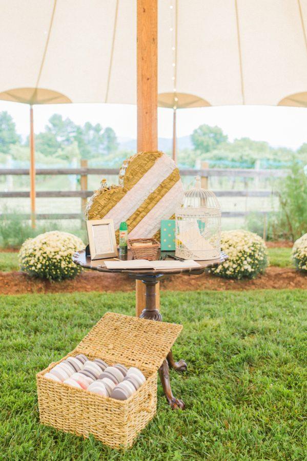 Farmhouse Spring Wedding 14