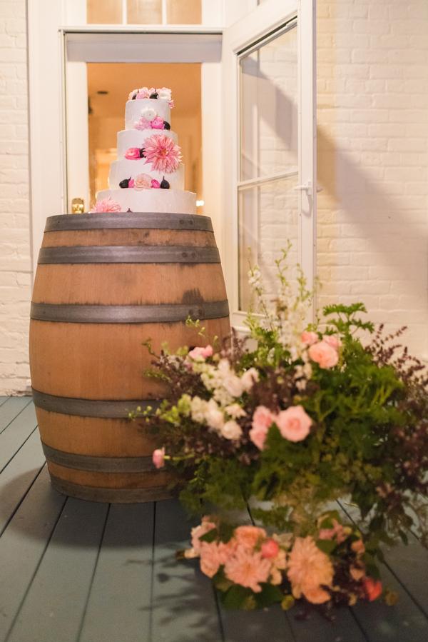 Farmhouse Spring Wedding 26