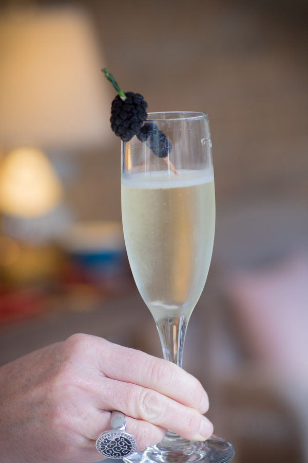 Vanilla Prosecco Cocktail