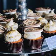 Limoncello Cupcakes + Orange Peel Frosting