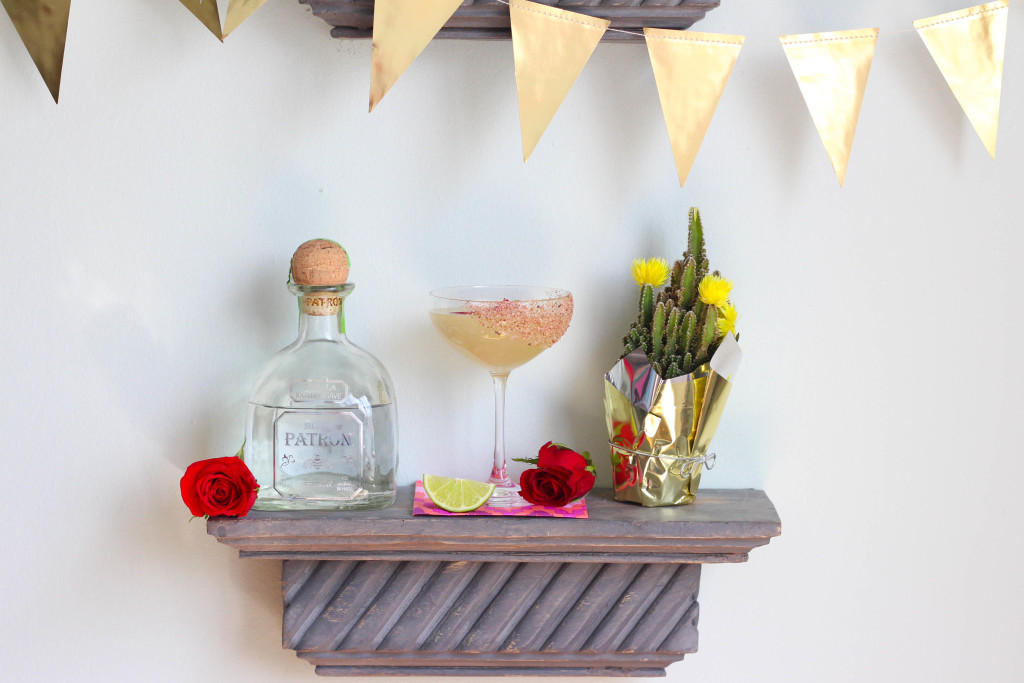 Rosa Picante Margarita - Patrón Margarita of the Year & The Frosted Petticoat 1