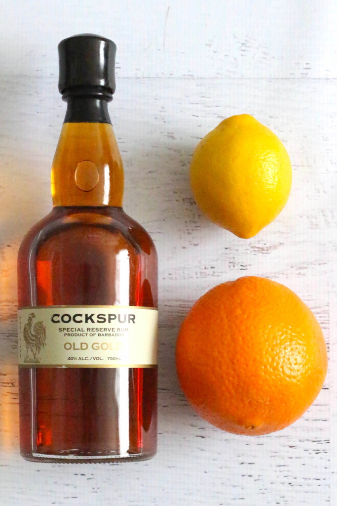 The Crying Orange Cockspur Old Gold Rum  683x1024 - 2016 Spring Cocktail Recipes