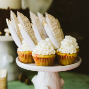 Wildberry Woodland Cupcakes