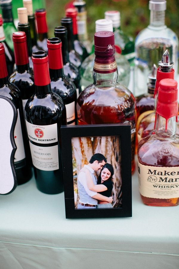 Outdoor wedding 2 - Backyard BBQ Bar Essentials