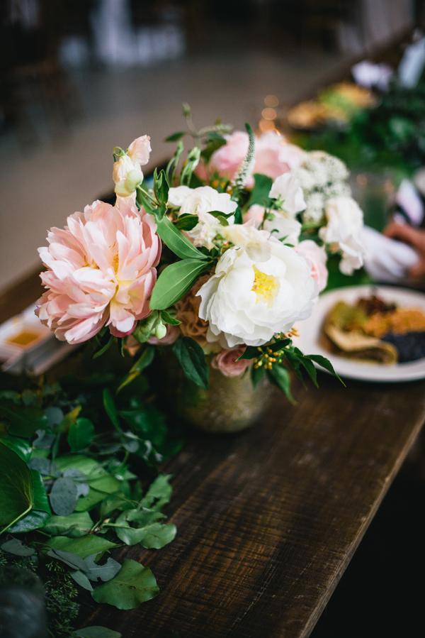 Rustic Texan Barn Wedding 2 - Pomegranate Chipotle Salsa