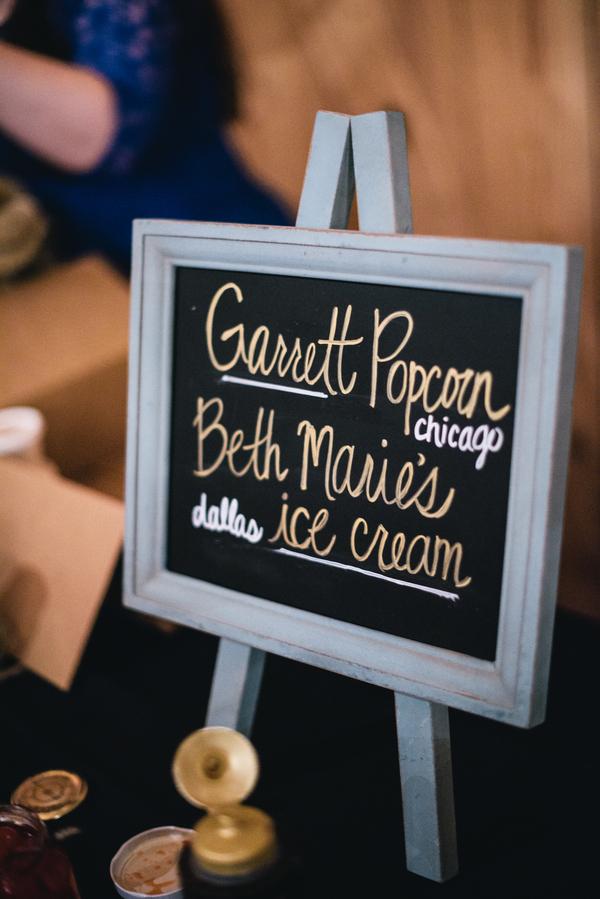 Rustic Texan Barn Wedding 4 - Pomegranate Chipotle Salsa