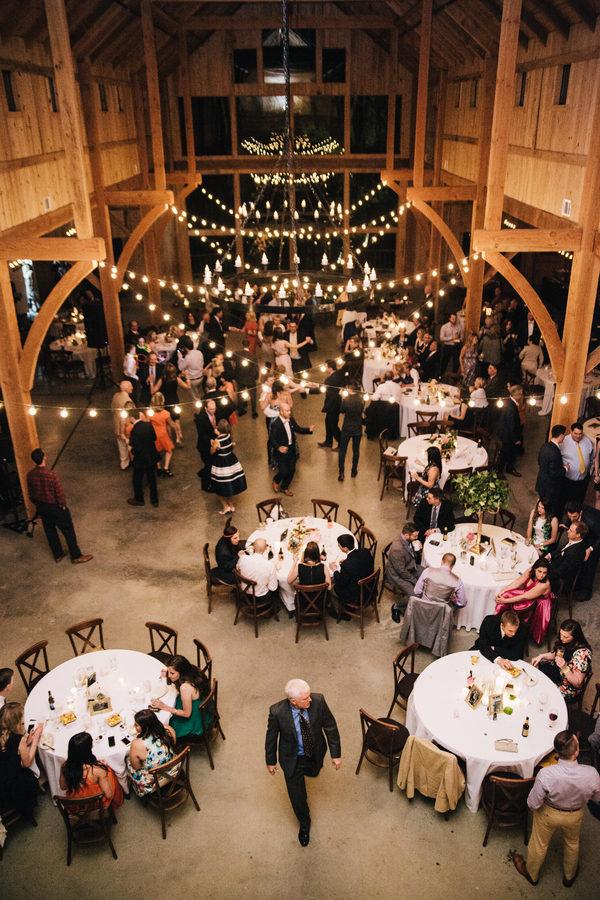 Rustic Texan Barn Wedding 6 - Pomegranate Chipotle Salsa