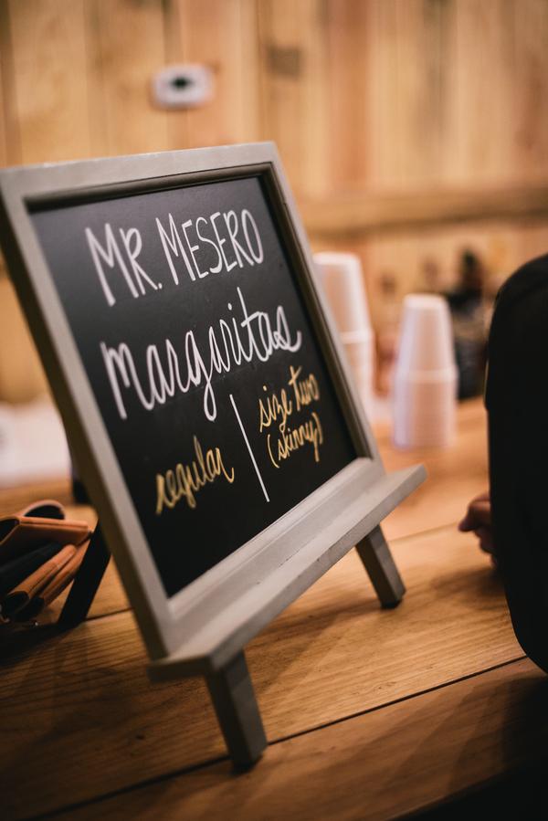 Rustic Texan Barn Wedding 7 - Pomegranate Chipotle Salsa