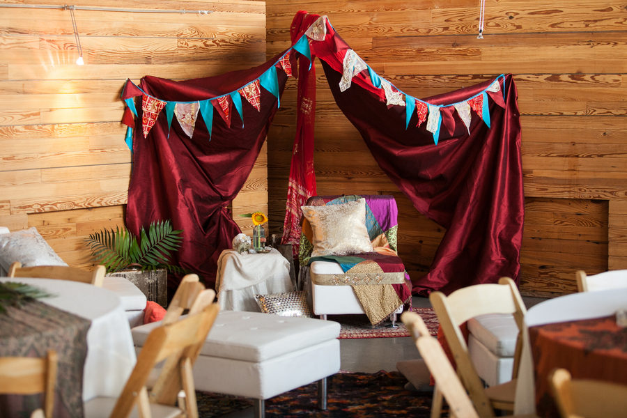 Boho chic baby shower 2