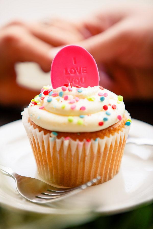 Spiked Funfetti Cupcake Recipe