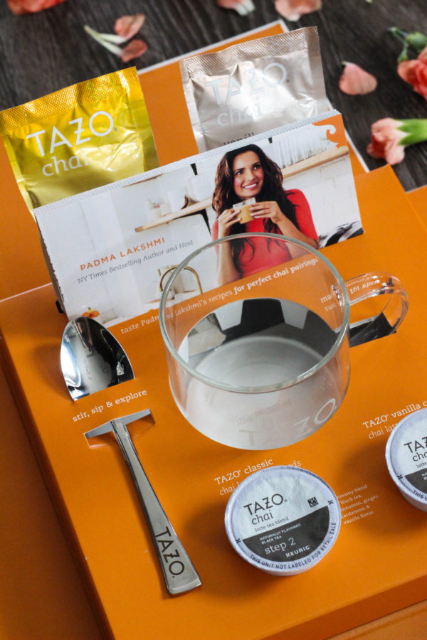 Sweet Meets Spicy TAZO® Chai Latte K Cup® pods The Frosted Petticoat 3 - Sweet Meets Spicy