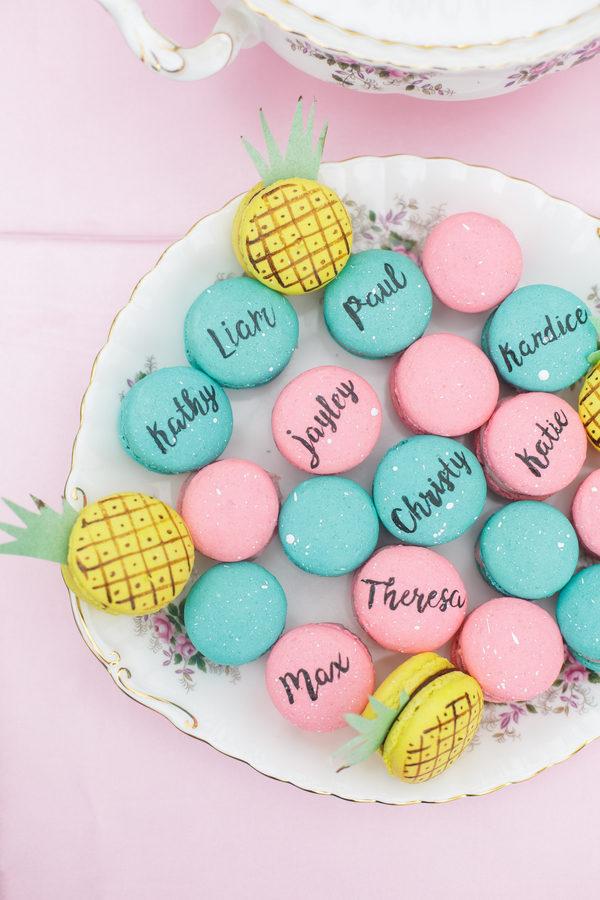 Versatile Macarons