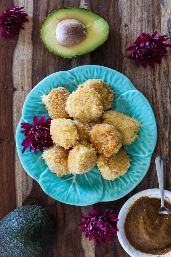 Avocado Jasmine Rice Balls-14955