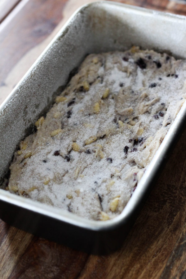 Blackberry Pinenut Bread Recipe Tutorial  - Blackberry Pine Nut Bread