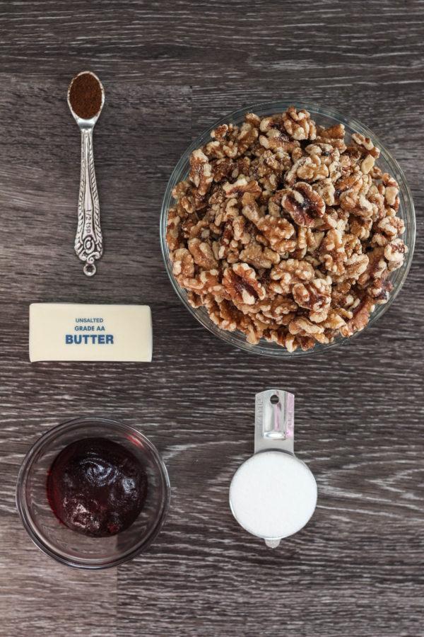 California Walnuts recipe - Honey Roasted Cardamom California Walnuts