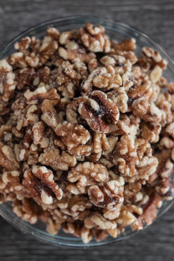 California Walnuts - Honey Roasted Cardamom California Walnuts