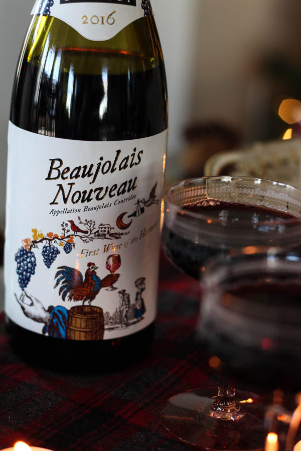 Holiday Ice Decor featuring Georges Duboeuf Beaujolais Nouveau 2016  - Ice Wine Holder for Georges Duboeuf 2016 Beaujolais Nouveau