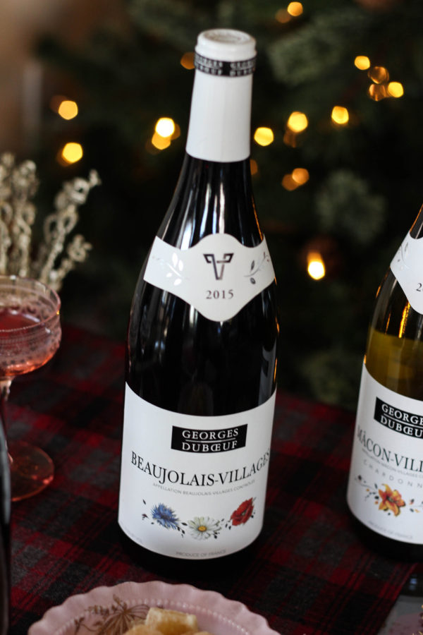 Holiday Ice Decor featuring Georges Duboeuf Beaujolais Nouveau 2016 1 4 - Ice Wine Holder for Georges Duboeuf 2016 Beaujolais Nouveau